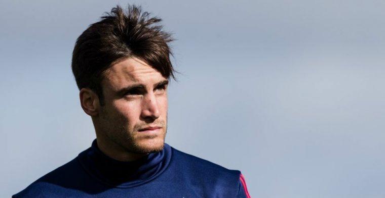 Tagliafico verrast door discipline bij Ajax: 'We leren hier normen en waarden'