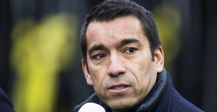 Flinke smet op zege Feyenoord: 'Het ziet er waarschijnlijk niet goed uit'