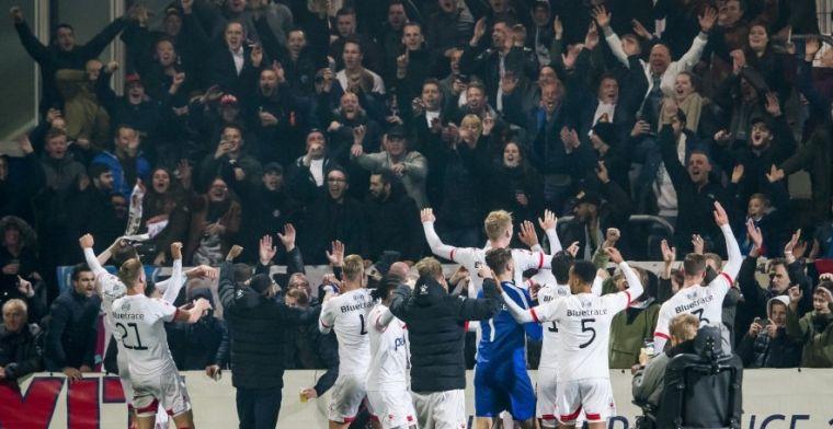 Weinig 'jong' aan Jong Ajax: 'Ik zie reserves van eerste en verdwaalde talenten'