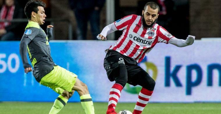 'PSV hoeft topscorer niet lang te missen ondanks vroege wissel tegen Sparta'