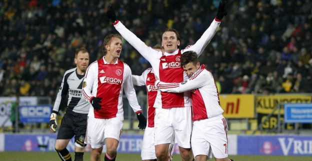 'Hij liet al bij Ajax zien dat hij een topvoetballer zou worden, ongelooflijk'