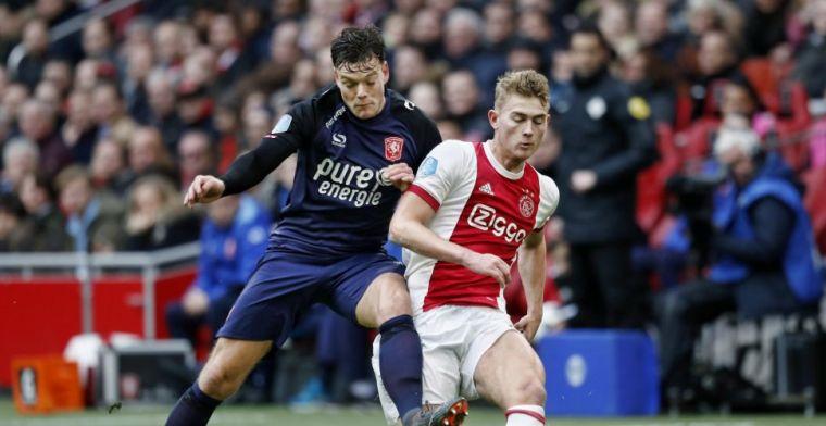 De Ligt zapt weg na 'discutabele' goal PSV: Toen was ik er wel klaar mee