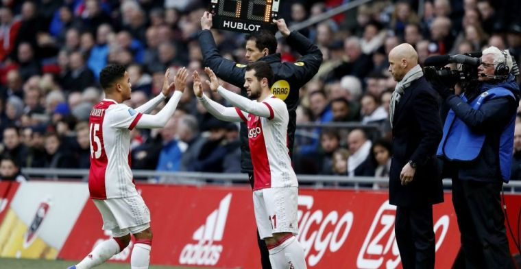 Younes zwijgt in alle talen over mislukt Ajax-vertrek: Waarom? Daarom