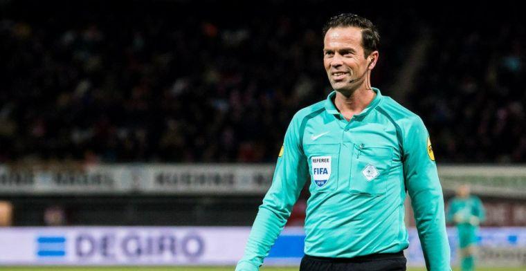Snoeiharde PSV-kritiek op Nijhuis: 'Alleen daarom gaat hij tegen mij fluiten'