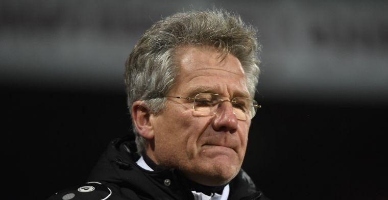 Bölöni speelt met vuur bij Antwerp: 'De spelers zijn dat meer dan beu'