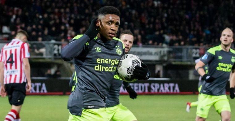 PSV-iconen helpen Bergwijn met extra training: 'Daarom kwam er zo veel emotie los'
