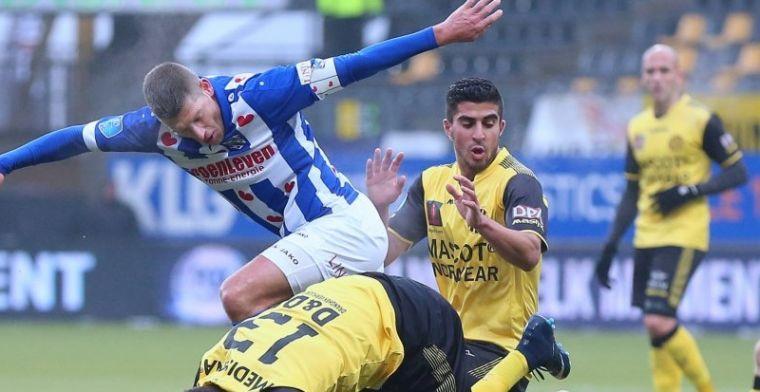 Schaars: 'Wij zijn ook niet zo onder de indruk van PSV. Spelen hetzelfde als Roda'