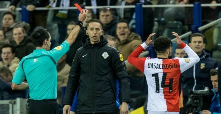 Feyenoord akkoord met voorstel aanklager: Basacikoglu en Malacia geschorst