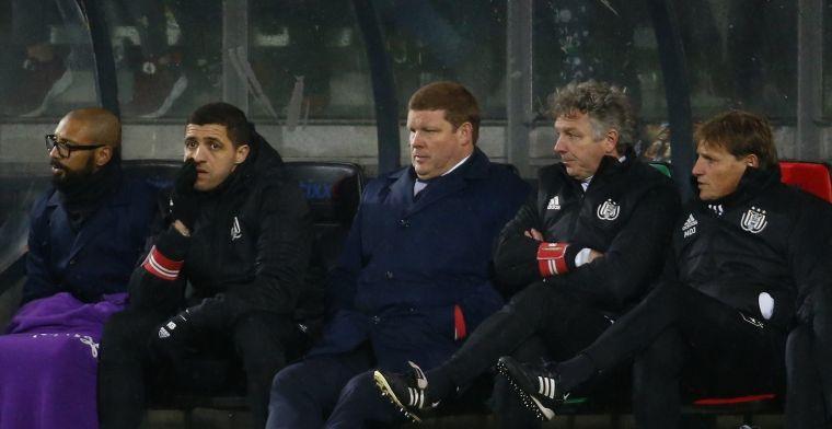 Bom bij Anderlecht: 'Geen enkele speler steunt Vanhaezebrouck nog'