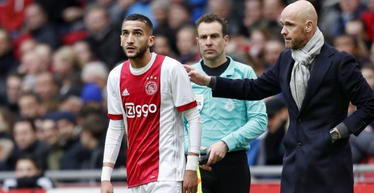 'Ten Hag en Schreuder schrokken echt van wat ze aantroffen bij Ajax'