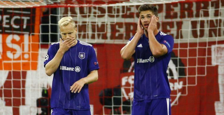 UPDATE: Anderlecht aanvaardt voorstel, Vanhaezebrouck moet puzzelen