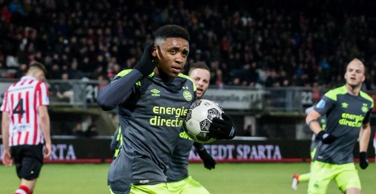 PSV-titel aanstaande: 'Ajax gaat niet alles winnen. Ik zie hoe moeilijk het gaat'