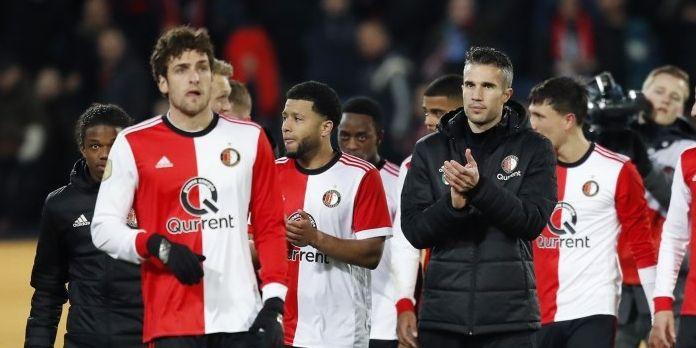 Van Bronckhorst stelt teruggekeerde Feyenoorder teleur: Dat is moeilijk
