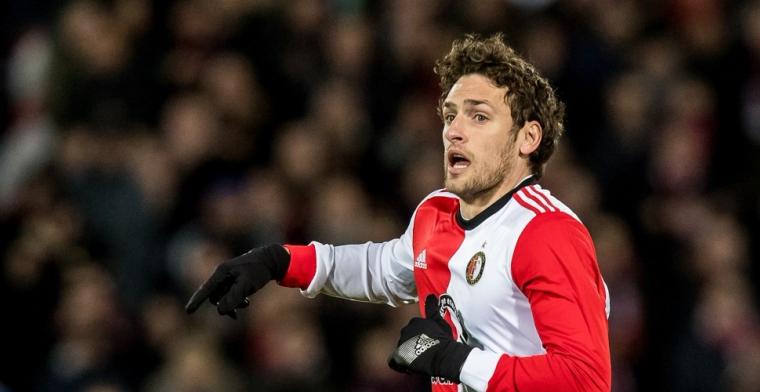 Via Feyenoord hopelijk naar Serie A of Premier League: Ja, waarom niet?