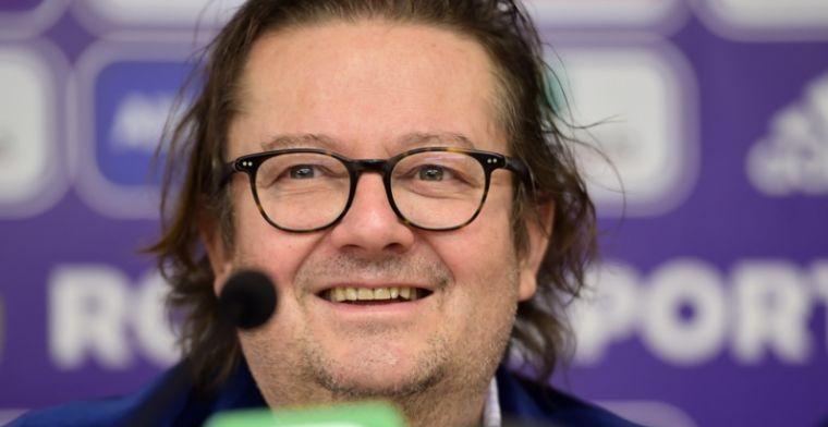 Coucke zwijgt niet meer en reageert fel op berichten over Anderlecht en Oostende