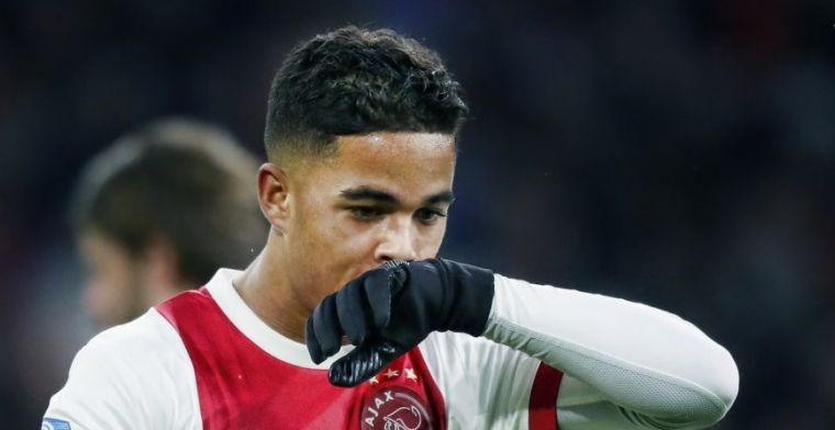 Ruzie met PSV'er zorgde voor omslag bij Kluivert: Doe even normaal, Just