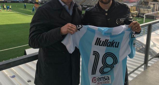 OFFICIEEL: Llullaku trekt naar de Serie B