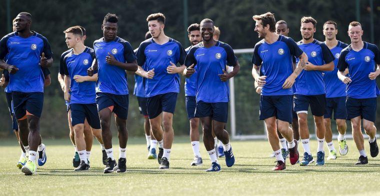 Krijgt Club Brugge nieuwe titelconcurrent? Dat lapt AA Gent mij niet meer
