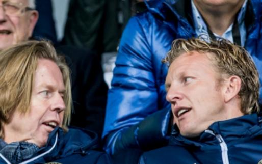De Jong positief over stadion: 'Nauwelijks financiële risico's bij Feyenoord City'