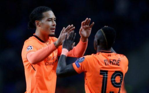 Van Dijk imponeert in Champions League: 'Wat een klasse, elke cent waard'