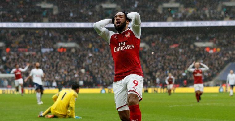 Wenger wijt vormcrisis aan blessure: Hij moest direct onder het mes