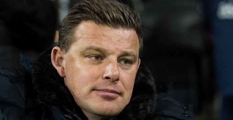 'Opvallende move lonkt voor Stegeman: snel gesprek met Jupiler League-club'