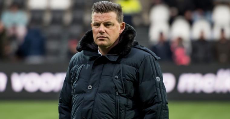 Stegeman flirt met droomclub in Eredivisie: Mijn kinderen voetballen er nu