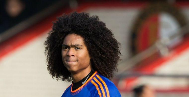 Nederlander getipt bij Manchester United: Hopelijk op een dag in het eerste