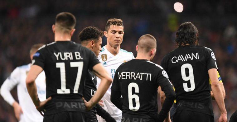 Zidane ziet aanvallende wissels beloond worden: Real Madrid verslaat PSG