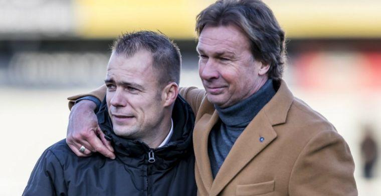 FC Groningen bevestigt trainersaanstelling: Buijs en Spijkerman gaan duo vormen