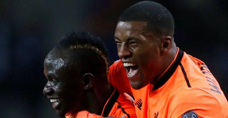 Oppermachtig Liverpool bijna zeker van kwartfinale: FC Porto afgedroogd