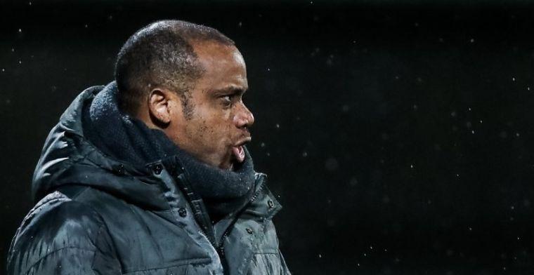 Nóg een ontboezeming van Oliseh: 'Dan krijgen de spelers een schorsing of boete'