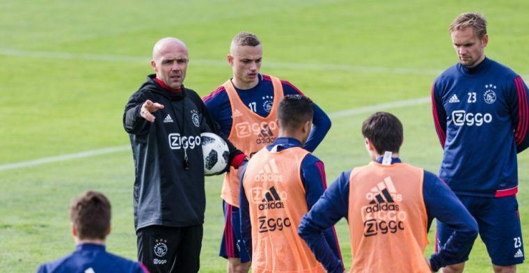 'Rotterdamse Ajacied': Wat moet een fan van Ajax nou met een Feyenoord-shirt?