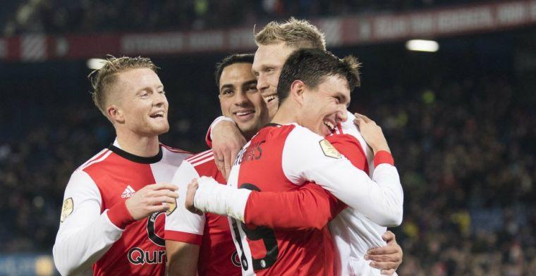 Feyenoord wimpelt 17 miljoen euro af: 'Dan blijft hij toch gewoon in De Kuip?'