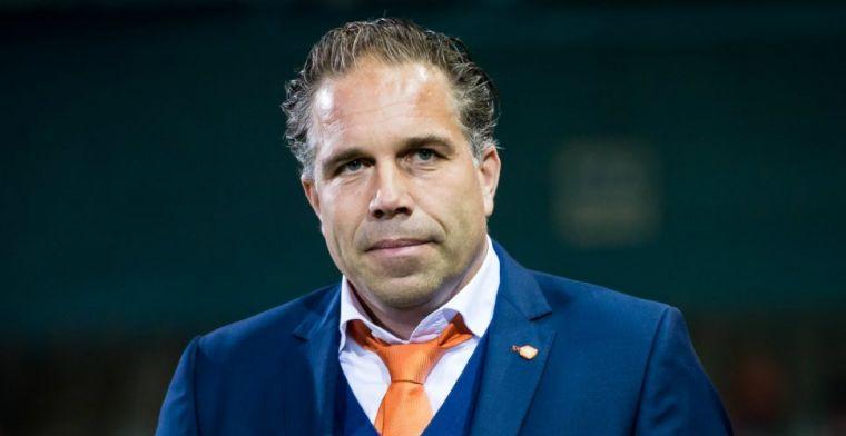 Langeler beloont Man City-aanwinst Sandler en twee anderen bij Jong Oranje