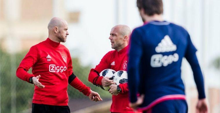Verbijsterd door 'labiel' Ajax: 'Voetbaltechnisch een stapje terug gedaan'