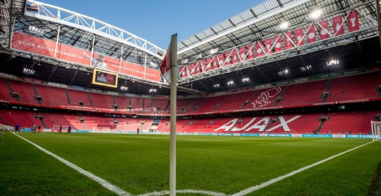 Ajax deelt vijfjarig contract uit: 'Een grote eer, Van der Sar is echt een idool'