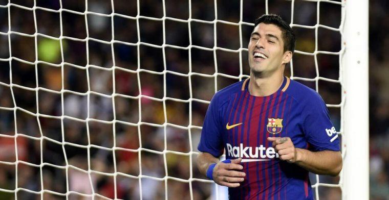 Update: PSV handelt razendsnel en haalt foto Suarez weg bij Philips Stadion