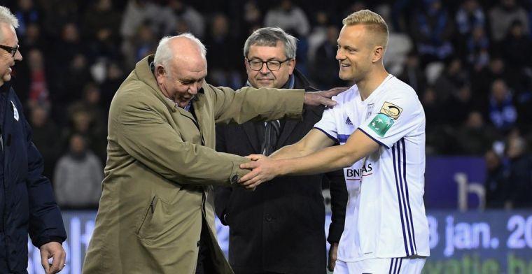 'Ik snap niks van de beslissing van Anderlecht, het heeft een leider nodig'