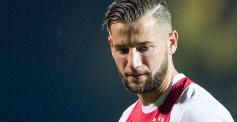 'Ajax zwaait Dijks uit: linksback staat voor droomtransfer naar de Serie A'