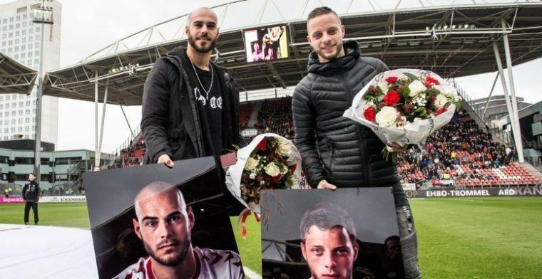 Update: 'Ik wilde in Nederland alleen nog voor Utrecht of Willem II spelen'