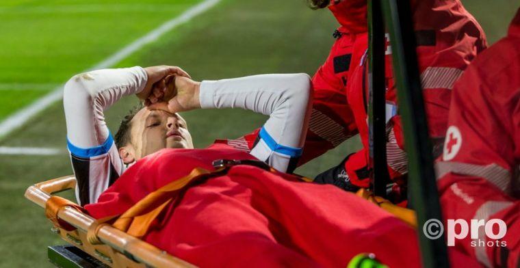 Opnieuw zware blessure voor Heracles-pechvogel: 'Herstel duurt 9 tot 12 maanden'