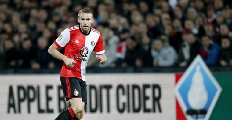 Van Beek kan niets met Feyenoord-kritiek: Dat is helemaal onterecht