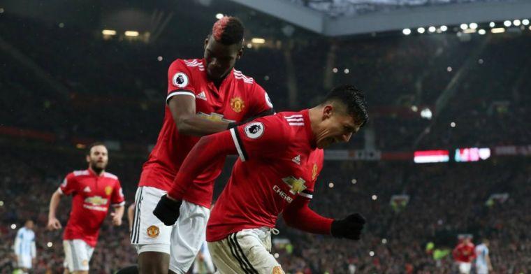 Financiële ranglijst: Man United in alles het grootst, 561 miljoen (!) in de min