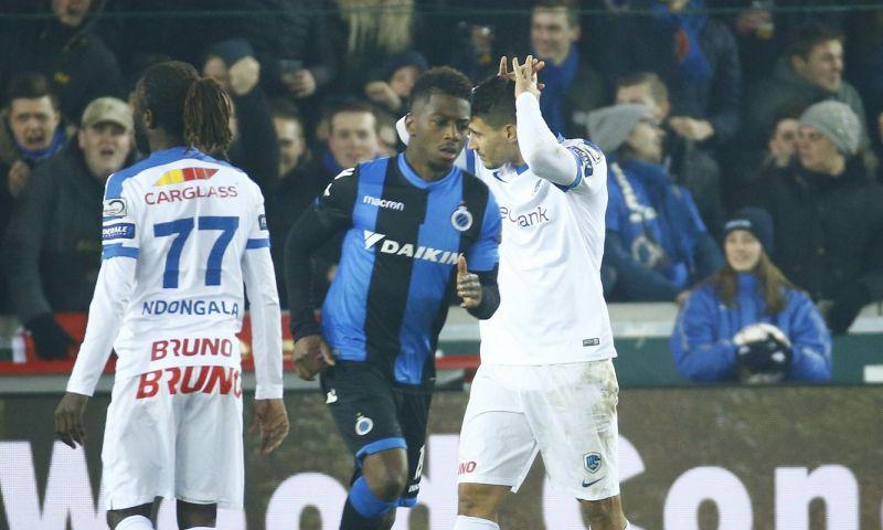 Afbeelding: Club Brugge kan weer niet winnen na match met drie strafschoppen