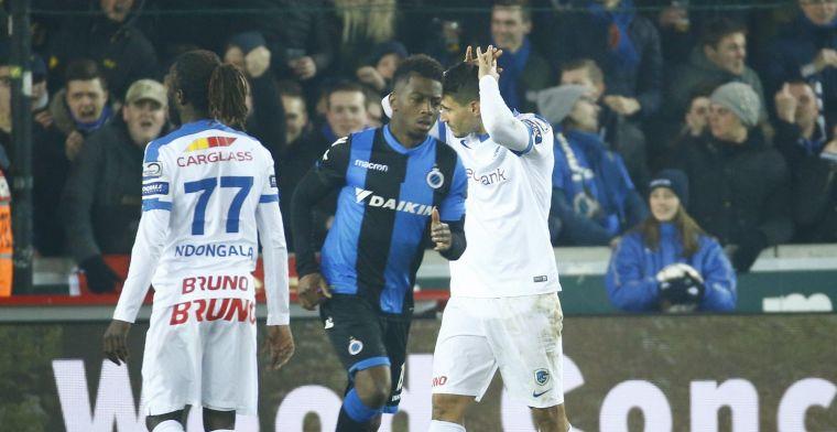 Club Brugge kan weer niet winnen na match met drie strafschoppen