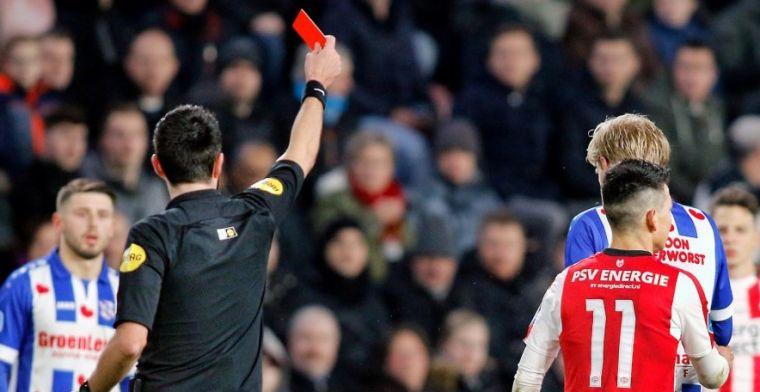 PSV morst punten én raakt Lozano kwijt op hectische avond in Eindhoven