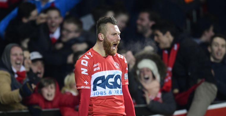 Chevalier kroont zich opnieuw tot reddende engel bij KV Kortrijk