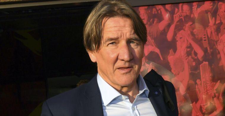 Janssens over ontslag bij Genk: Ik weet niet wie Jos en Magda zijn