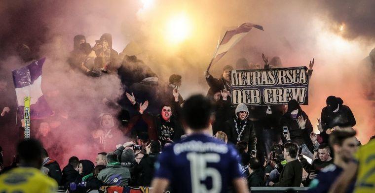 Tweede boete voor Anderlecht in één week tijd